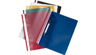 Folders - Stapler - Files - Sleeves