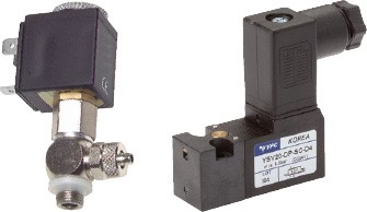 Micro-valves (2/2, 3/2 and 4/2-way)