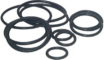 O-rings - Rotary shaft seals